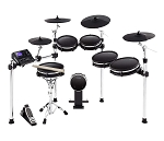 Alesis DM10 MKII Pro Kit - Ten-Piece Electronic Drum Kit with Mesh Heads